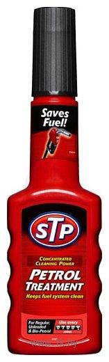 Фотографии STP Petrol Treatment 200 ml