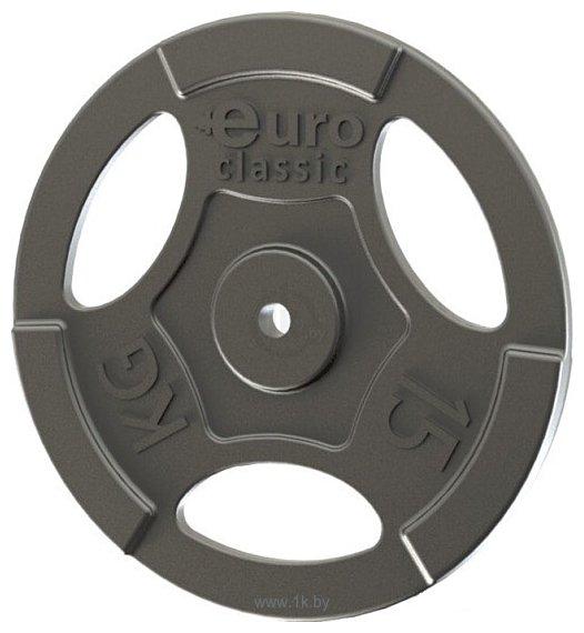 Фотографии Евро-Классик Диск чугунный окрашенный 15 кг