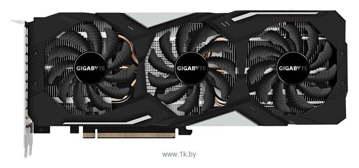 Фотографии GIGABYTE GeForce GTX 1660 Ti 1860MHz PCI-E 3.0 6144MB 12000MHz 192 bit HDMI HDCP GAMING OC