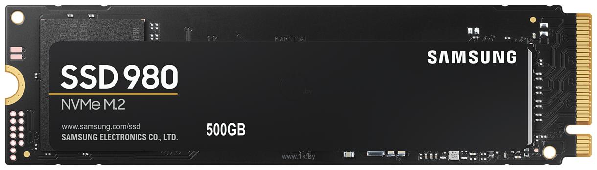 Фотографии Samsung 980 500 GB MZ-V8V500BW