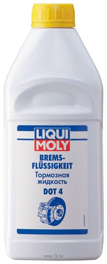 Фотографии Liqui Moly Bremsflussigkeit DOT4 0.5л
