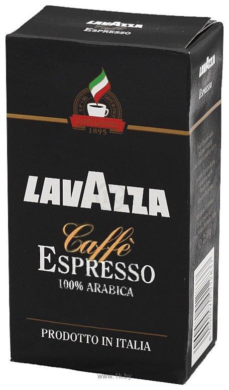 Фотографии Lavazza Espresso молотый 250 г