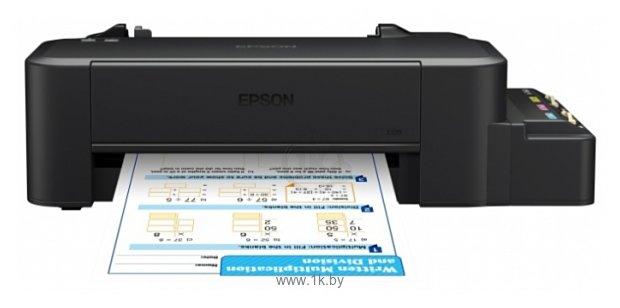 Фотографии Epson L120