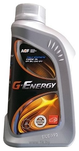 Фотографии G-Energy Synthetic Long Life 10W-40 1л