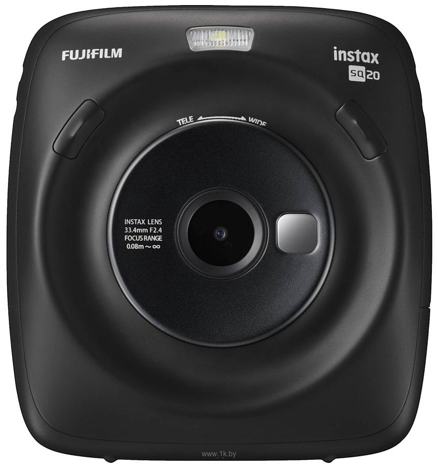 Фотографии FujiFilm Instax Square SQ20