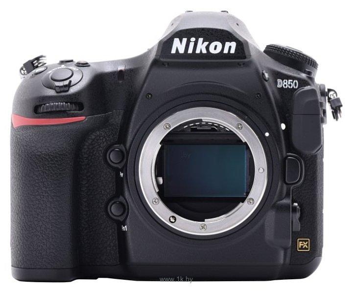 Фотографии Nikon D850 Body