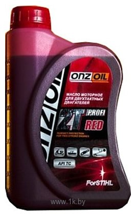 Фотографии ONZOIL Profi 2T Red 0.9л