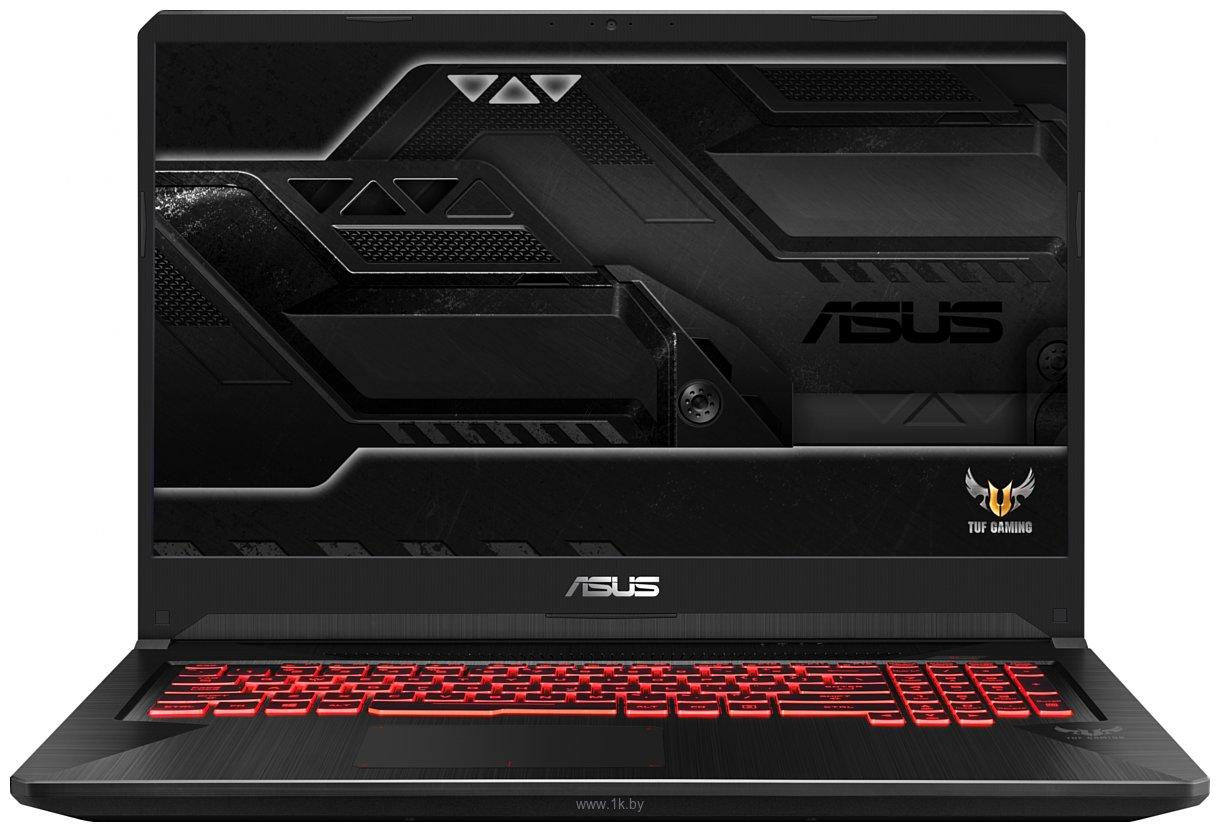 Фотографии ASUS TUF Gaming FX705GD-EW070T