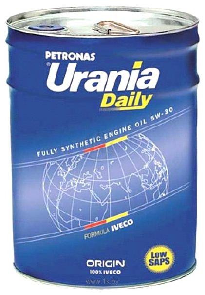 Фотографии Urania Daily LS 5W-30 20л