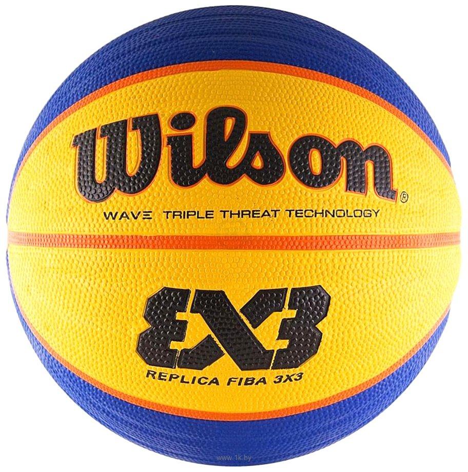 Фотографии Wilson Fiba 3x3 Replica WTB1033XB (6 размер)