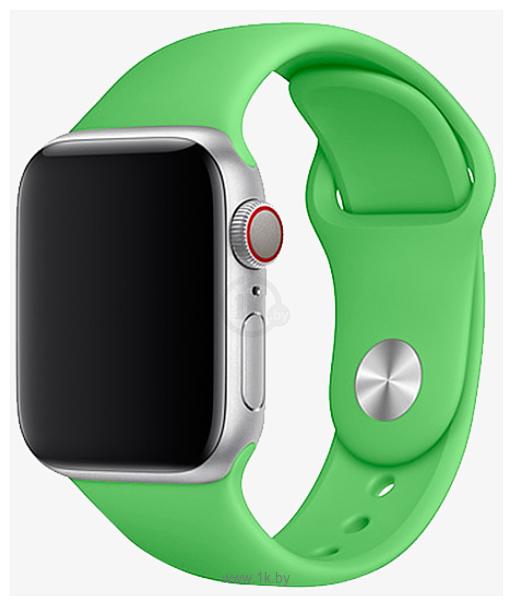 Фотографии Miru SJ-01 для Apple Watch (зеленый)