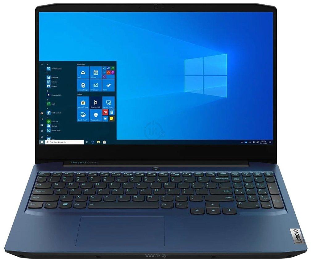 Фотографии Lenovo IdeaPad Gaming 3 15ARH05 (82EY0011RU)