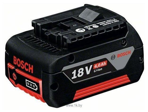 Фотографии Bosch GBA 18 V 4,0 Ah M-C (1600Z00038)