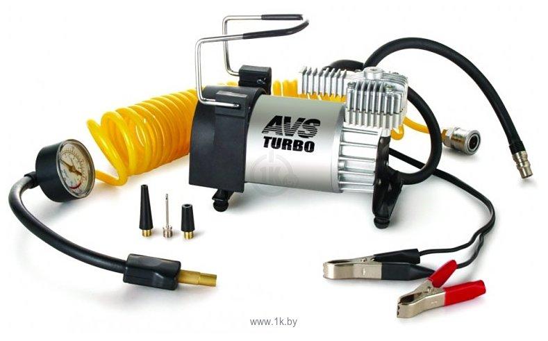 Фотографии AVS Turbo KS 600