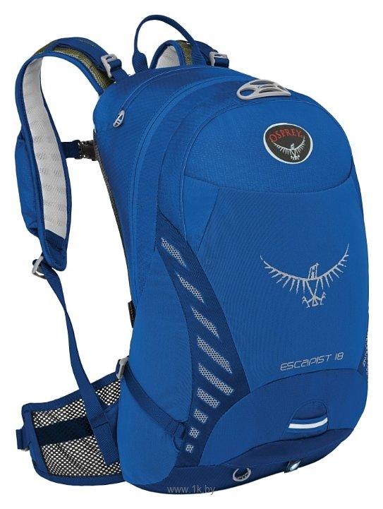 Фотографии Osprey Escapist 18 blue (indigo blue)