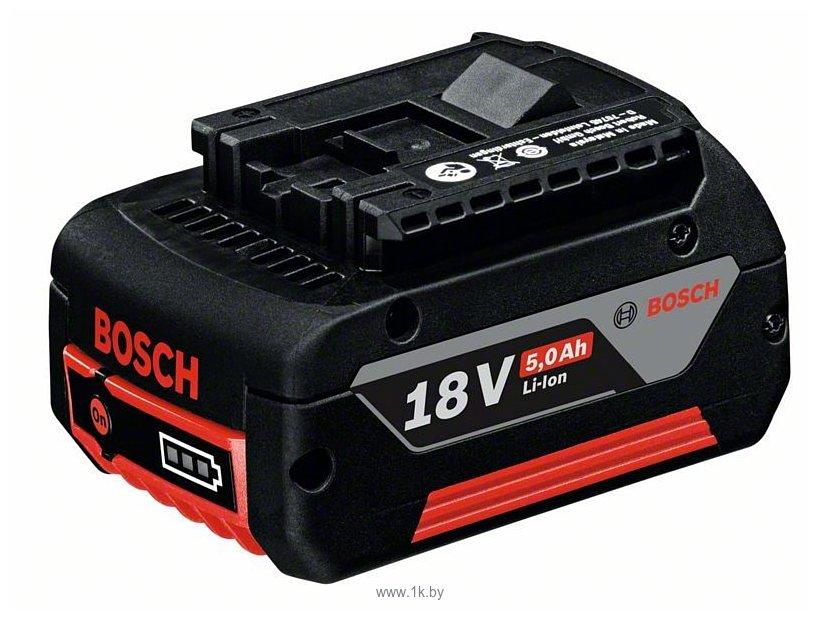 Фотографии Bosch 18 V 5 Ah (1600A002U5)