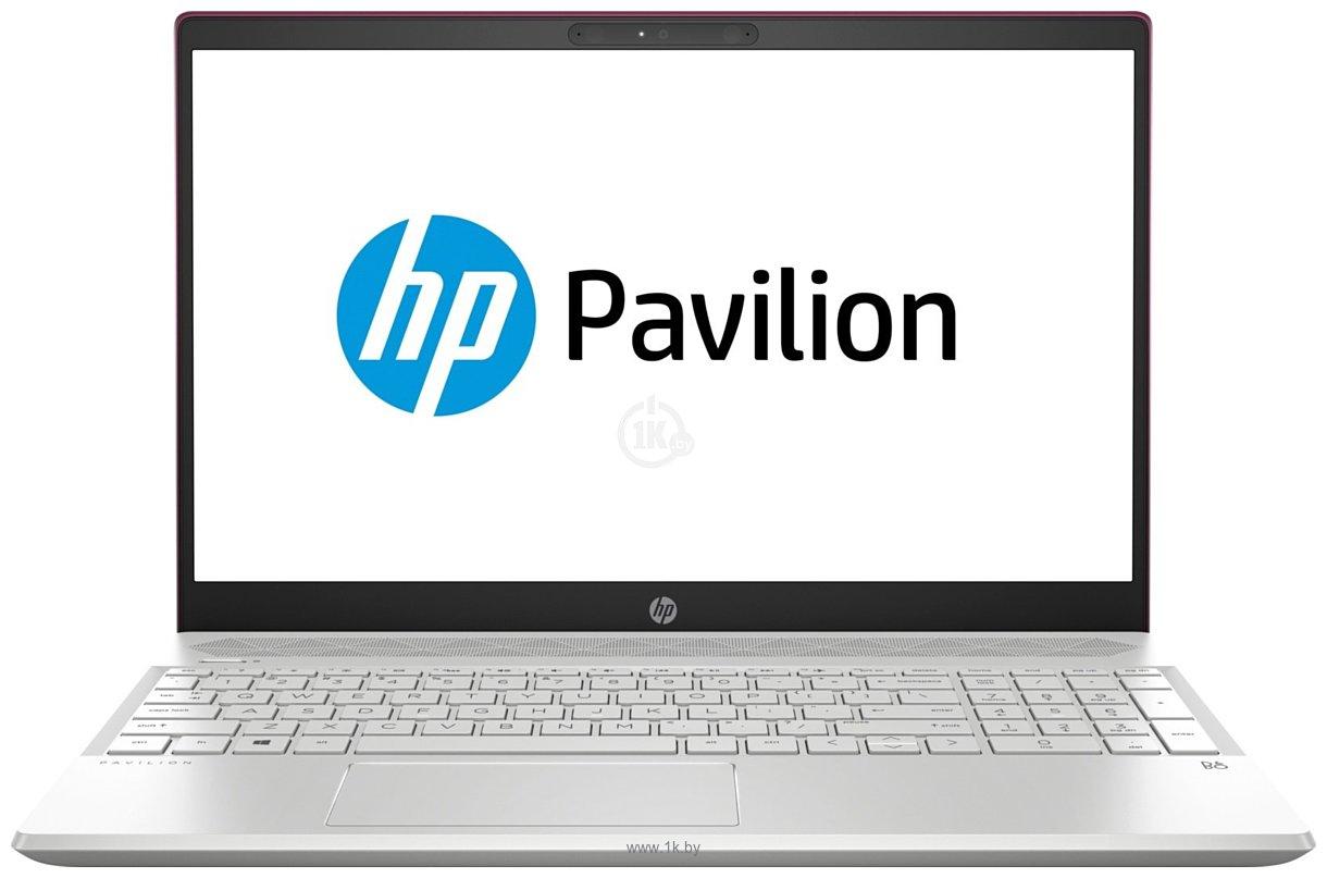 Фотографии HP Pavilion 15-cs0041ur (4MK24EA)