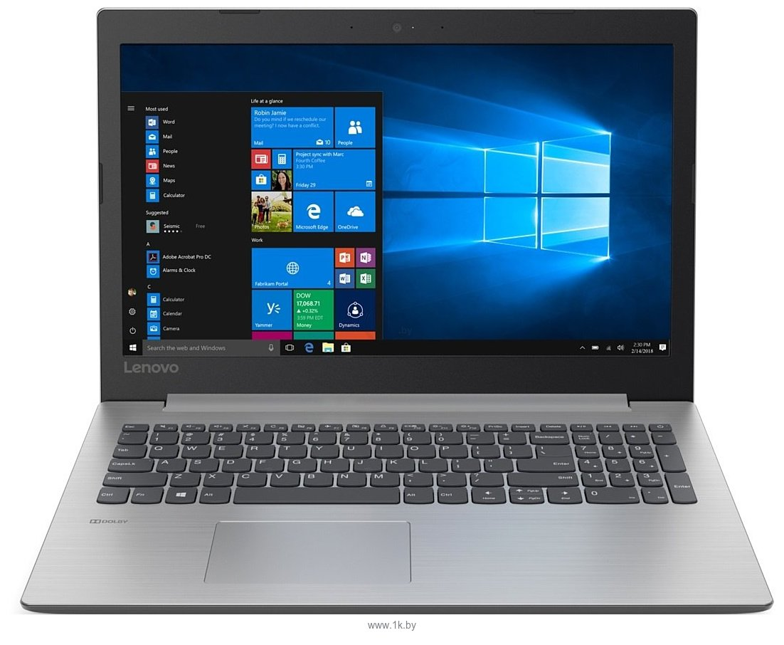 Фотографии Lenovo IdeaPad 330-15AST (81D600LJRU)
