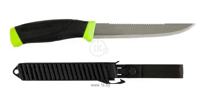 Фотографии Morakniv Fishing Comfort Scaler 150 (черный)