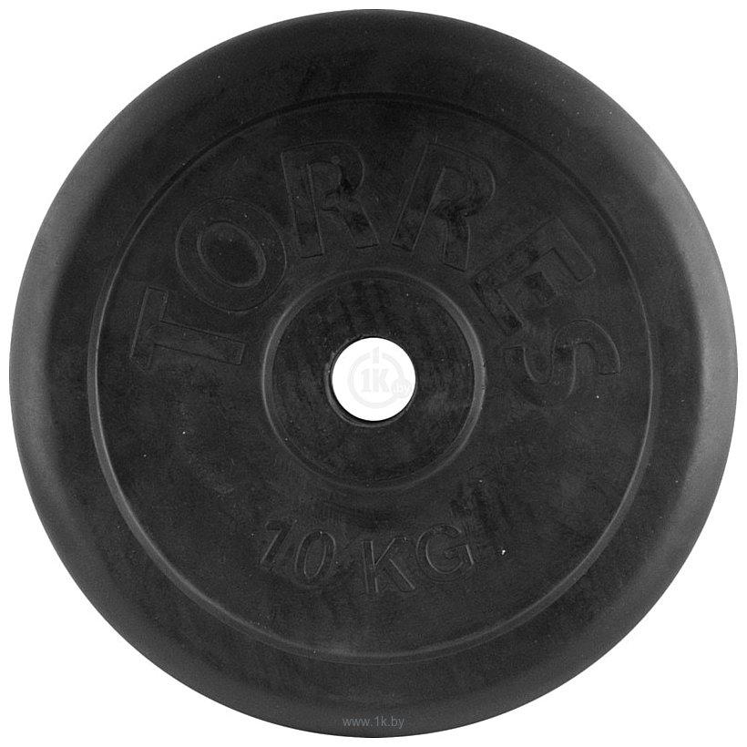 Фотографии Torres PL506510 31 мм 10 кг (черный)