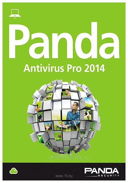 Фотографии Panda Antivirus Pro 2014 (1 ПК, 1 год) J12AP14ESD1