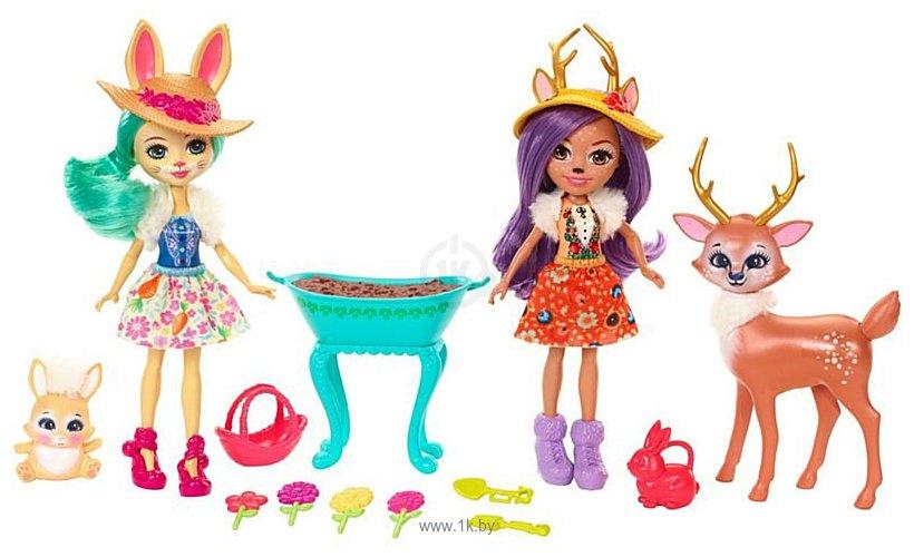 Фотографии Enchantimals Garden Magic Doll Set