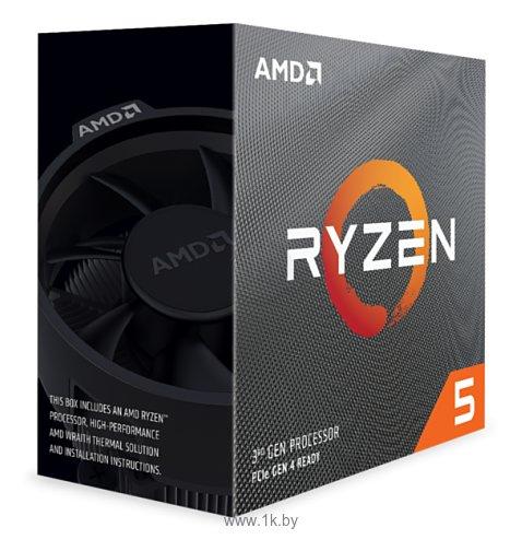Фотографии AMD Ryzen 5 3600X Matisse (AM4, L3 32768Kb)