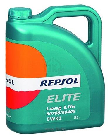 Фотографии Repsol Elite Long Life 50700/50400 5W-30 5л