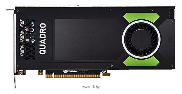 Фотографии PNY Quadro P4000 PCI-E 3.0 8192Mb 256 bit HDCP