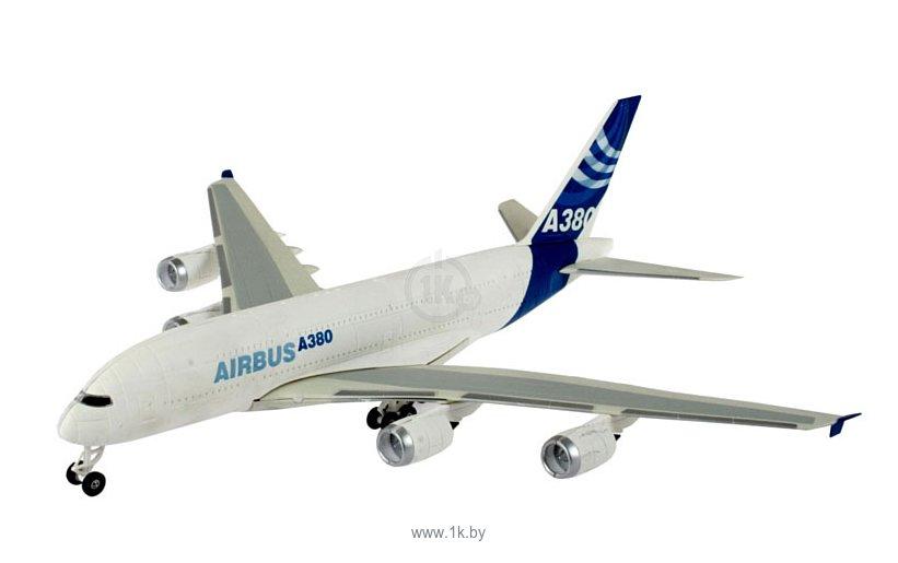 Фотографии Revell 06640 Пассажирский самолет Airbus A380 Demonstrator