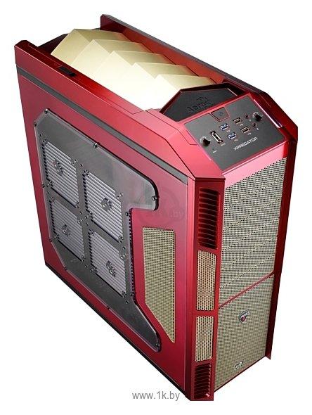 Фотографии AeroCool XPredator X3 Avenger Edition Red