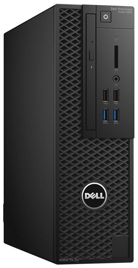 Фотографии Dell Precision 3420 SFF (3420-4520)