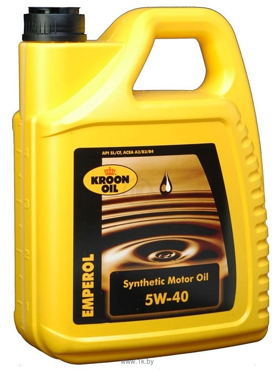 Фотографии Kroon Oil Emperol 5W-40 5л