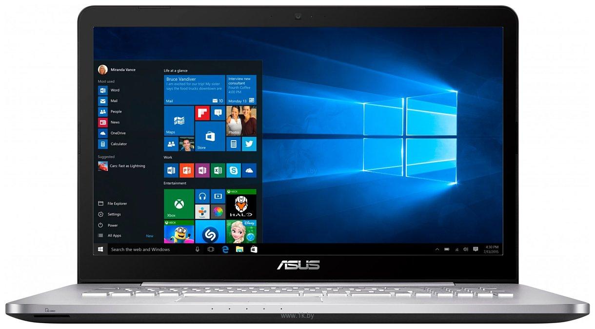 Фотографии ASUS VivoBook Pro N752VX-GC261T