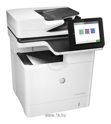 Фотографии HP LaserJet Enterprise M631dn