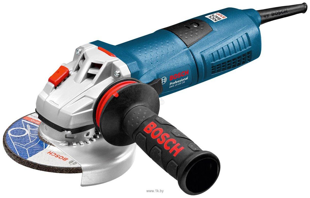 Фотографии Bosch GWS 13-125 CIE (060179F002)