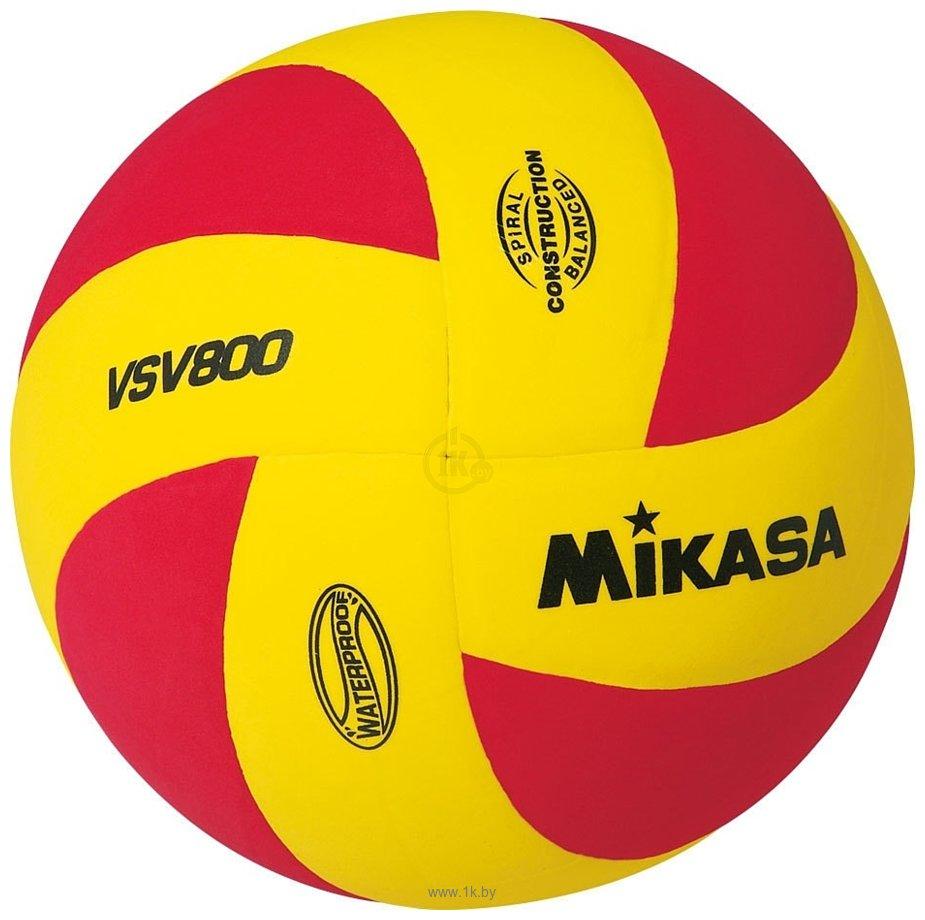 Фотографии Mikasa VSV800 (5 размер)