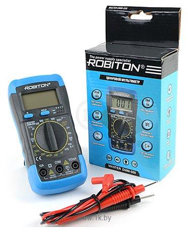 Фотографии Robiton Master DMM-500