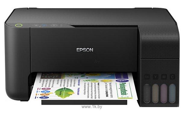 Фотографии Epson L3110