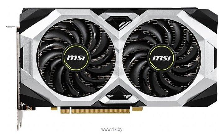 Фотографии MSI GeForce RTX 2070 1410MHz PCI-E 3.0 8192MB 14000MHz 256 bit HDMI HDCP VENTUS