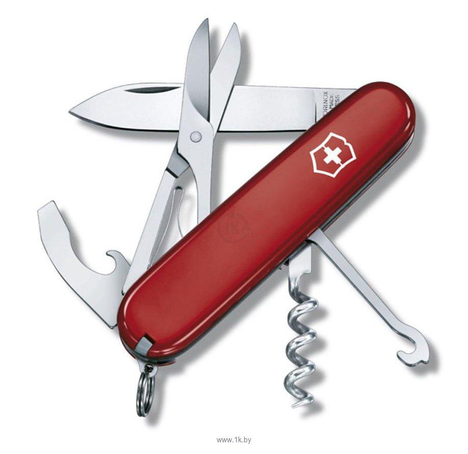 Фотографии Victorinox Compact (красный)