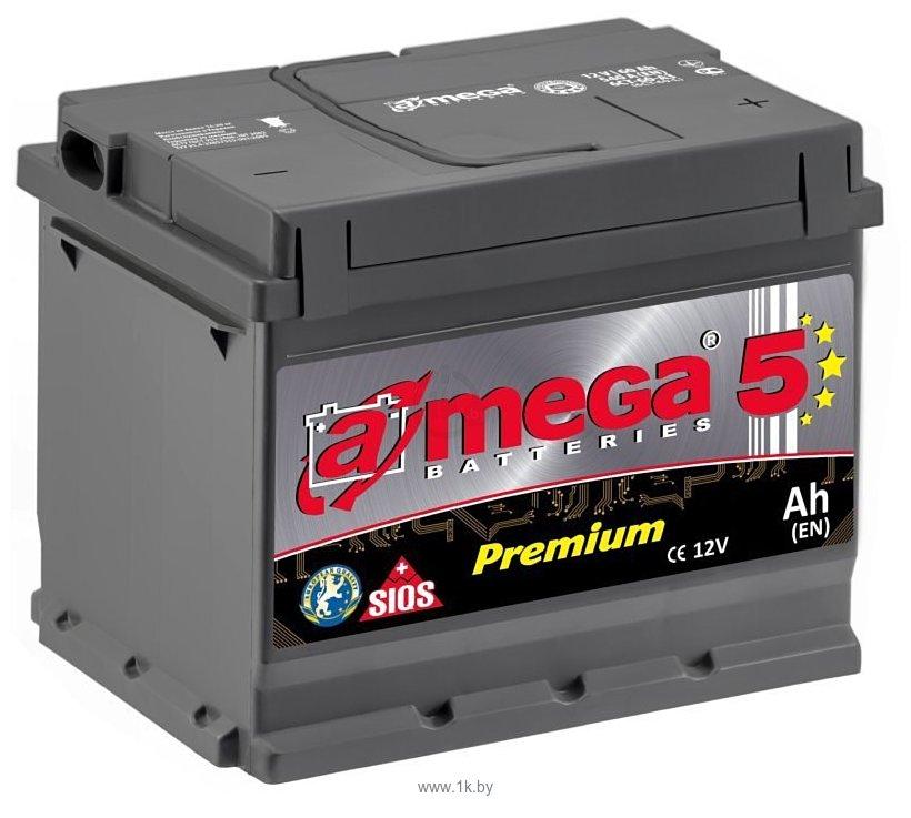 Фотографии A-Mega Premium R low (63Ah)