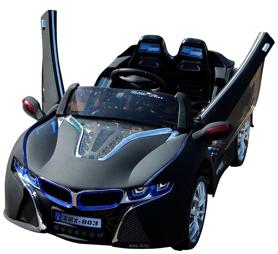 Фотографии Sundays BMW i8 (черный) (BJ803Р)