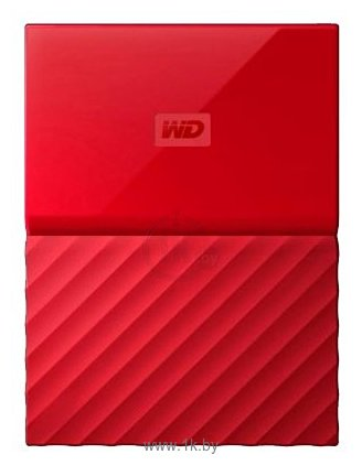 Фотографии Western Digital My Passport 2 TB (WDBLHR0020B)
