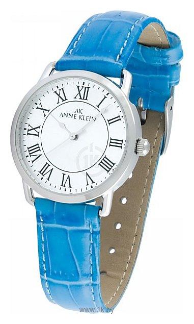 Женские гламурные часы ANNE KLEIN 8113 SVBL часы на руку