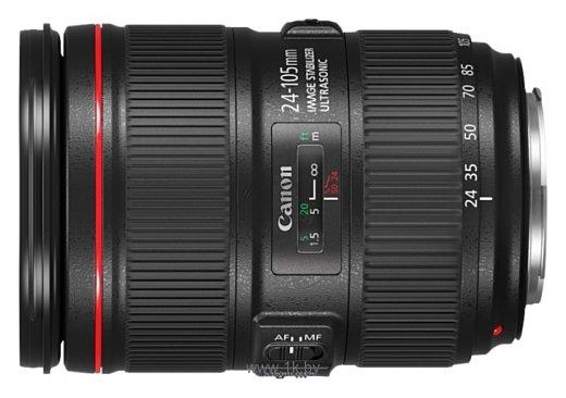 Фотографии Canon EF 24-105mm f/4L IS II USM