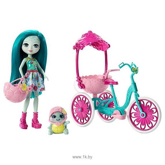Фотографии Enchantimals Built for Two Doll Set