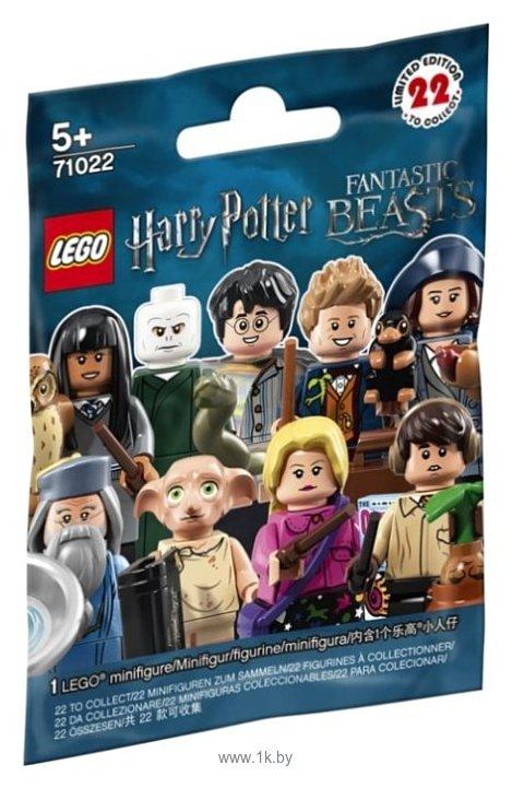 Фотографии LEGO Collectable Minifigures 71022 Гарри Поттер и Фантастические твари