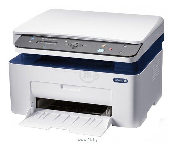 Фотографии Xerox WorkCentre 3025BI