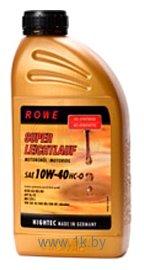 Фотографии ROWE Hightec Super Leichtlauf SAE 10W-40 HC-O 1л